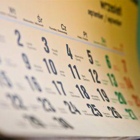 Kalendář akcí – březen 2014