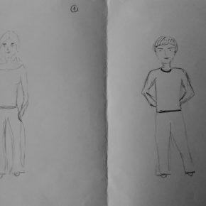 Kurz: Test kresby postavy