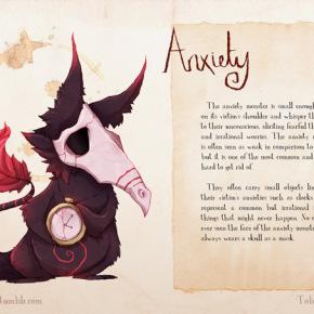 Generalizovaná úzkostná porucha
