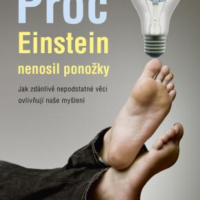 Christian Ankowitsch: Proč Einstein nenosil ponožky