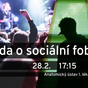 Pozvánka: Psychobraní - beseda o sociální fobii