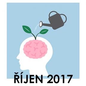 Přehled psychologických akcí na říjen 2017