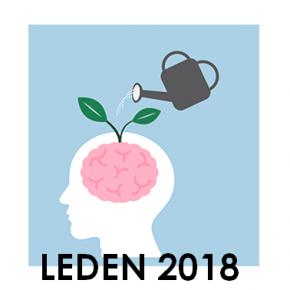 Přehled psychologických akcí na leden 2018