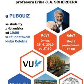 Přednáška prof. Scherdera